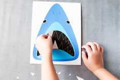 Love sharks? We're keeping the Shark Week fun going with this free printable shark tooth game. It's fun, easy and you can mix it up a bit to use for a shark party. My boys always loved stuff like this for restaurant boredom busters too. Just print out this free file (it's 2 pages). Cut …