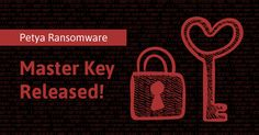 I have a feeling you'll like this one 😍 Petya Ransomware Key https://bryansolidarios.wordpress.com/2017/07/09/petya-ransomware-key/?utm_campaign=crowdfire&utm_content=crowdfire&utm_medium=social&utm_source=pinterest