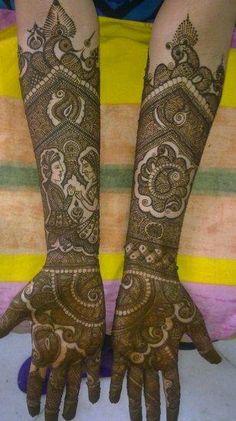 Rakesh Bridal Mehendi Artist Info & Review | Mehendi in Delhi NCR | Wedmegood