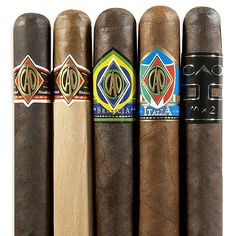 CAO Cigars Selection