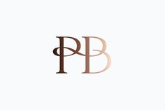 Monogram designed by Stylo for jewellers Phillip Boulding