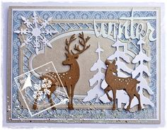 Joy!crafts: Winter kaart...