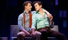 Falsettos Revival Filmed for PBS Broadcast pictured Christian Borle and Andrew Rannells by Joan Marcus Broadway Theatre, Musical Theatre, Broadway Shows, Christian Borle, Peter And The Starcatcher, Andrew Rannells, Cultural Appropriation, Theatre Nerds, Dear Evan Hansen