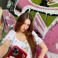 South Korean Girls, Korean Girl Groups, Cherries Jubilee, Jeon Somi, Ulzzang Girl, Korean Singer, Asian Girl, Pin Up, Tie Dye