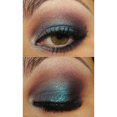 Hair & Makeup♥ / The mermaid look ❤ liked on Polyvore