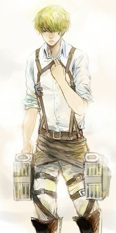 Older Armin - Attack on Titan (too bad this wILL NEVER HAPPEN)