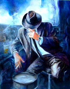 Painter: Karen Wallis Gary Moore ~ Still got the Blues Lyrics: Used to be so easy to give my heart away But I found out the hard way there's a price you have. Fabian Perez, Wallis, Cthulhu, Oeuvre D'art, Amazing Art, Art Boards, Fantasy Art, Contemporary Art, Art Gallery