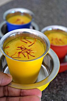 Turmeric Latte - Cookilicious