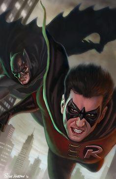 Batman Robin 2 by Habjan81.deviantart.com on @DeviantArt