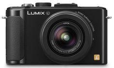 LX7 von Panasonic: kompakt und manuelle Einstellungen möglich für rund 500 Euro