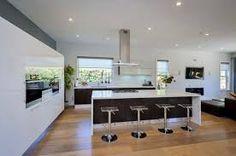hotte ilot central sur pinterest four pyrolyse cuisine taupe et ilot central. Black Bedroom Furniture Sets. Home Design Ideas
