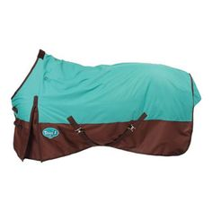 Tough-1 600D Polar Turnout Blanket Turquoise - 32-2010-14-66