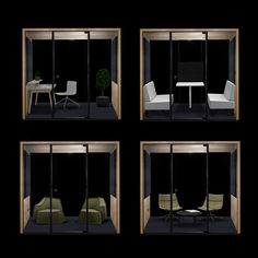 The Lohko Box is a modular space system. Space Systems, Break Room, Timeless Design, Rum, Product Portfolio, Concept, Wood, Environment, Walls