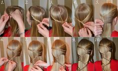 S-Braid Hairstyle Tutorial