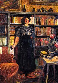 pintura de Édouard Vuillard