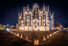The Monastery II by Nuno Trindade on 500px ---- Batalha Monastery, Portugal