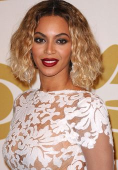 How to get the golden tresses of Beyonce...