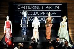 the great gatsby miu miu exhibicion prada miuccia prada Catherine Martin