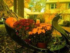 www.briteideas.biz Flameless Harvest candle.