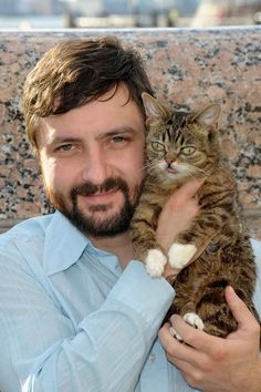Like, sure, some big-time press event are all about Bub... | Mike Bridavsky, AKA Lil Bub's Dude, Is Hot And We Need To Talk About It