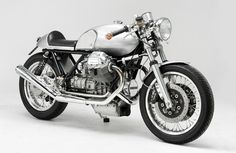 Moto Guzzi Le Mans Cafe Racer by Kaffe Maschine #motorcycles #caferacer #motos | caferacerpasion.com