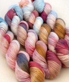 Arimono Shawl Kit - Windflower by Tricksy Knitter