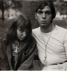 Diane Arbus - Washington Square Park, NYC, 1965