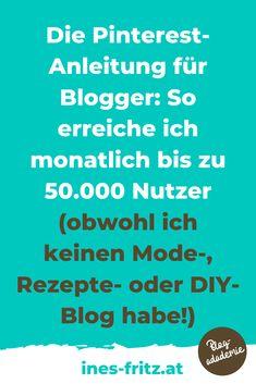 Du bist Bloggerin und möchtest mit deinem Blog Geld verdienen? Dazu brauchst du erst einmal eine gute Reichweite! Die komplette Anleitung, wie du diese über Pinterest sofort und kostenlos bekommst!   #pinterest #pinterestfuerblogger #pinterestblog #pinterestmarketing #contentmarketing #pinteresttipps #reichweitesteigern #marketingfuerblogger #tippsfuerblogger #blogcoaching #bloggenlernen #pinterestrichtignutzen #pintereststrategie Marketing And Advertising, Content Marketing, Social Media Marketing, Affiliate Marketing, Am Club, Job Motivation, Online Marketing Strategies, Diy Blog, Seo Tips