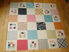 Moda Bake Shop: Lucy's Beach {Poetry} Quilt