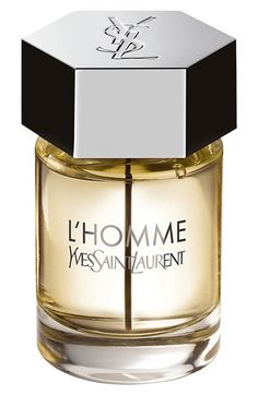 Yves Saint Laurent 'L'Homme. One of my favorites. Perfect for any occasion, or weather.