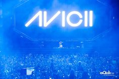 Avicii! Been in love with this music for so long now!
