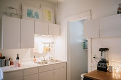 Brittany & Brittany's Bright Wicker Park Apartment