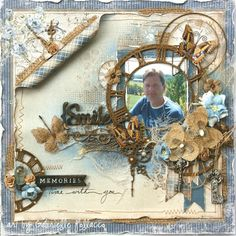 Memories **The Scrapbook Diaries & Maja Design** AND SOME EXCITING NEWS!! - Scrapbook.com