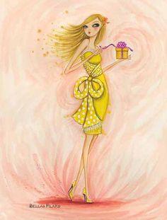 Birthday Fleur - Bella Pilar