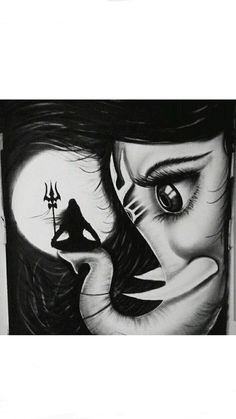 Lord shiva and ganesha Love Title - ganesha love. Size - Art by - JAYESH SONI Hope you all like this