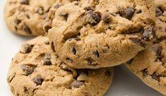 Čokoládové cookies Crinkles, Cookies, Recipes, Food, Design, Crack Crackers, Biscuits, Essen, Eten
