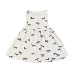 Wild Horse Dress