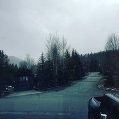 #Snow flurries!