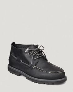 Sperry A/O Waterproof Lug Chukka Boots