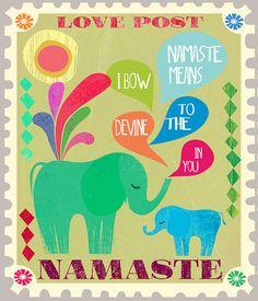 namaste | Flickr - Photo Sharing!