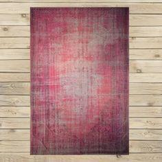 Overdyed Carpet   By Www.vintage Teppiche.de