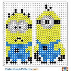 Minions Printable Beading Patterns - Bing Images