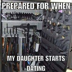 Real Men love their daughters. Dads Don't Let Daughters Date. :-)  Just thought of that. #RealMen #love #daughter