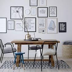 More wicked decor ideas here - http://dropdeadgorgeousdaily.com/2014/01/geometric-homewares-square/
