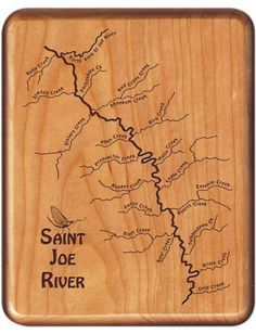 28 Best Idaho River Map Fly Boxes Images Camping Tips Fishing