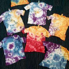 Tie-Dye worksop