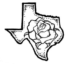 14 Best yellow rose of texas tattoo images in 2013