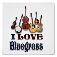 oh how he loved his blue grass and his blue grass conventions!!