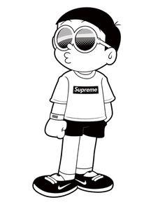 Doraemoon cool