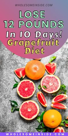 Hoping to lose weight and achieve that flat belly? The grapefruit diet could be the perfect meal plan to lose as much as 12LBS in 10 DAYS! This quick and natural weight loss method can be added onto your work out routine to achieve even more effective results! Follow this link for detailed DAY BY DAY meal plan and guide 😋 Best Weight Loss Foods, Weight Loss Snacks, Weight Loss Tips, Lose Weight Naturally, How To Lose Weight Fast, Grapefruit Diet, Flat Belly, Meal Planning, Keto Recipes